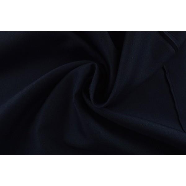 Brandvertragende texture stof navy - 300cm breed