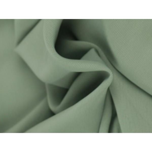 Chiffon stof - Zilvergrijs