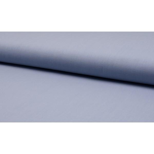 Katoen lavendelblauw - katoen op rol - 100% katoen stof
