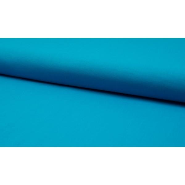 Katoen oceaanblauw - katoen op rol - 100% katoen stof