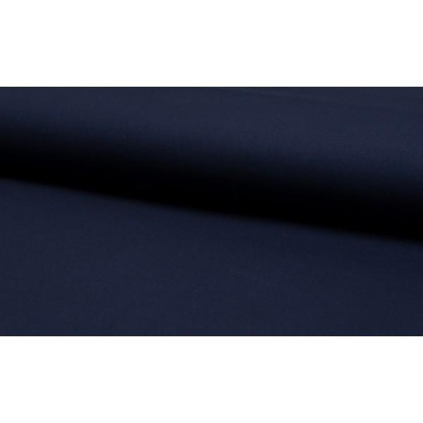 Katoen marineblauw - katoen op rol - 100% katoen stof