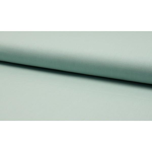 Katoen mintgroen - katoen op rol - 100% katoen stof