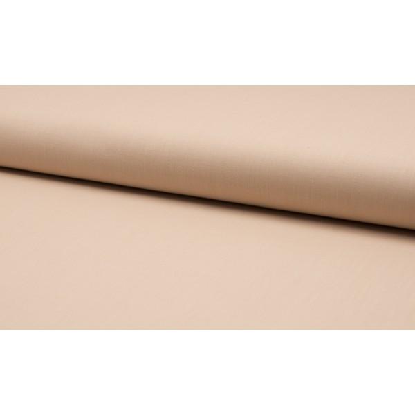 Katoen beige - katoen op rol - 100% katoen stof