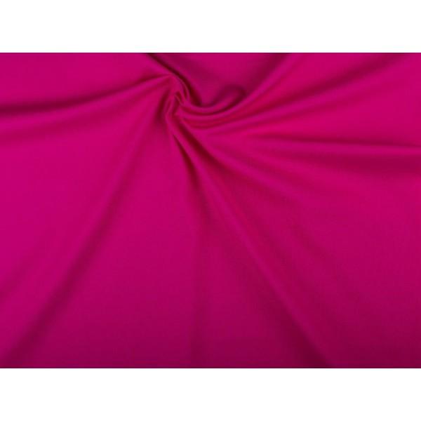 Katoen stof - Fuchsia - 5 meter