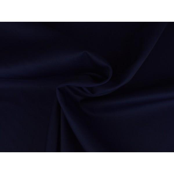 Keperkatoen - Marineblauw