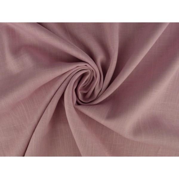 Linnen viscose baby roze