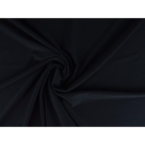 Lycra stof marineblauw - Badpakkenstof
