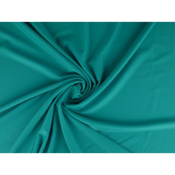 Lycra stof turquoise - Badpakkenstof