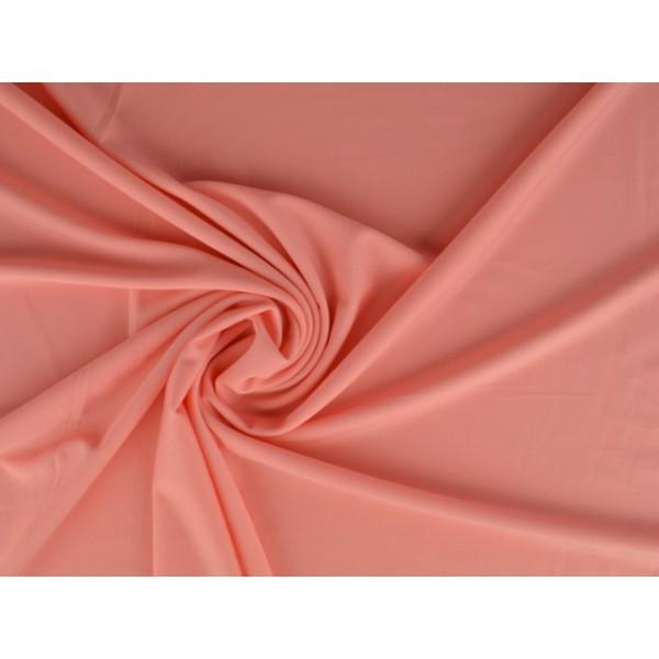 Lycra stof zalmroze - Badpakkenstof