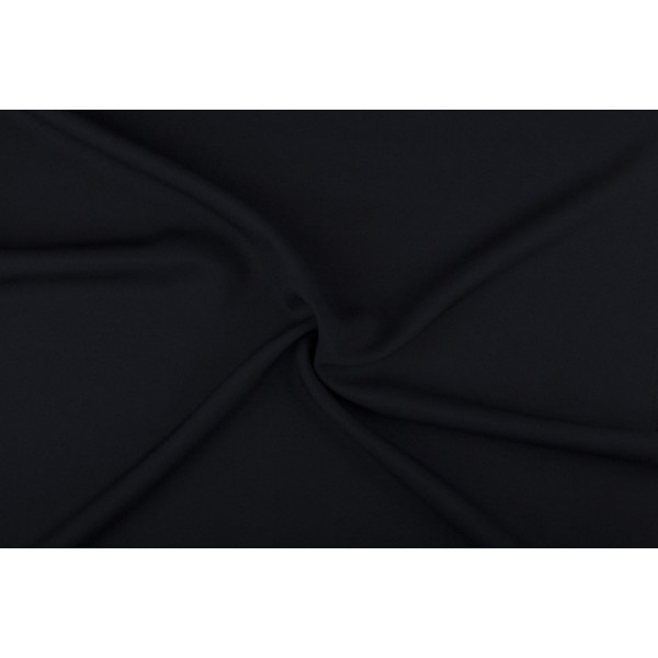 Texture 50m rol - Donker marineblauw - 100% polyester