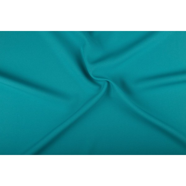 Texture 50m rol - Aqua groen - 100% polyester