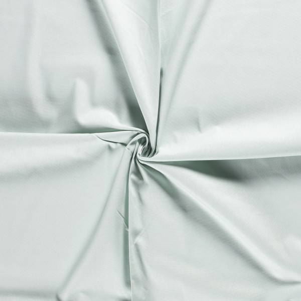Oud mintgroen canvas stof - 100% katoen