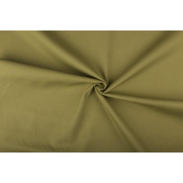 Canvas stof - Zandbruin - 100% katoen