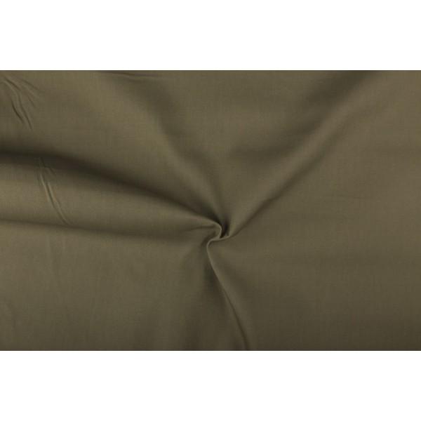 Canvas stof - Khaki - 100% katoen