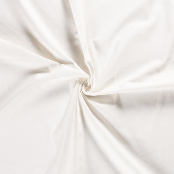 Canvas stof - Gebroken wit - 100% katoen