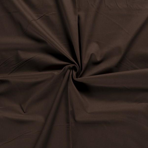 Bruin - Canvas stof