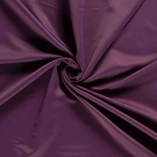 Gordijnstof verduisterend - Donkerpaars - 30m black-out stof