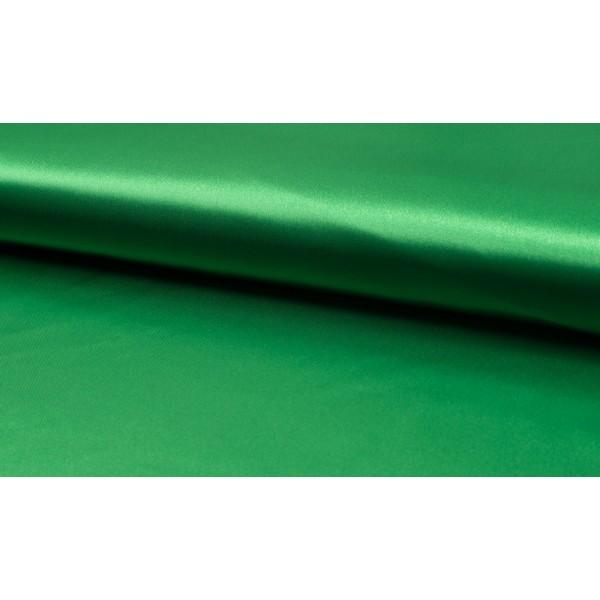 Outlet stoffen -Satijn helder groen