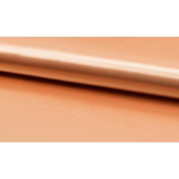 Satijn zalmroze - Luxe satijn op rol - 100% polyester