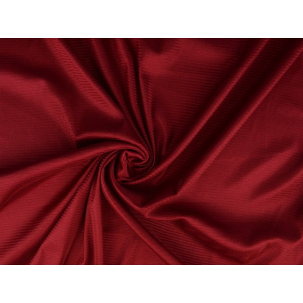 Stretch voering - Bordeaux rood