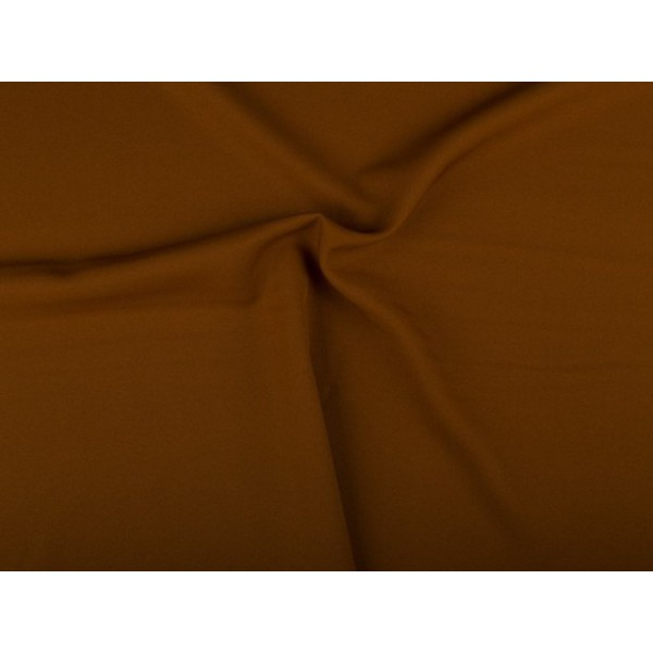 Texture stof - Bruin - 2 meter