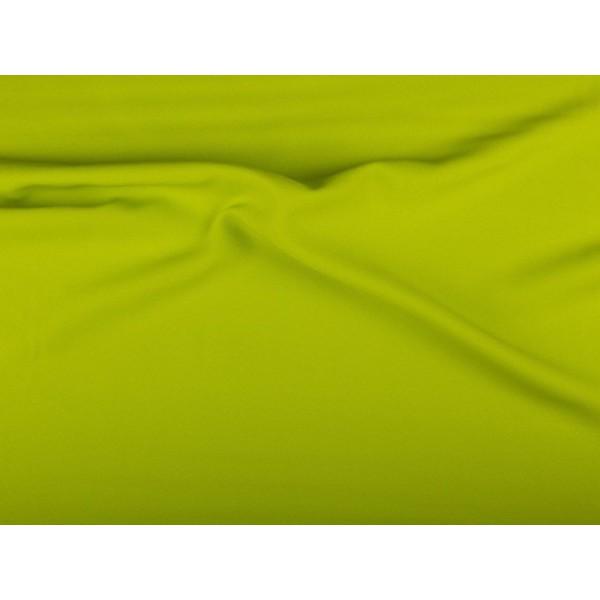 Texture stof - Limoengroen - 2 meter