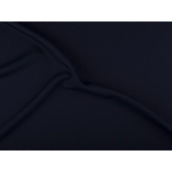 Texture stof - Marineblauw - 2 meter