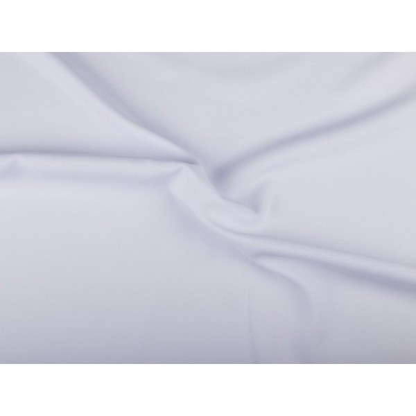 Texture stof - Wit - 8 meter