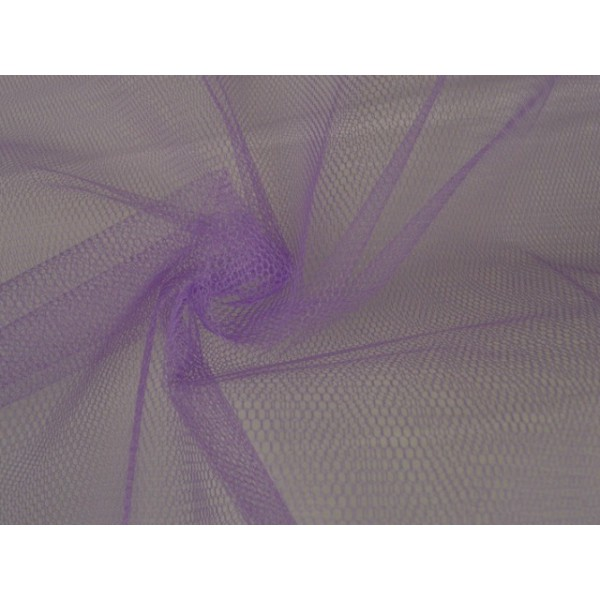 Tule stof - Lavendel