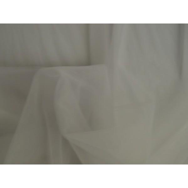 Bruidstule - Zilvergrijs