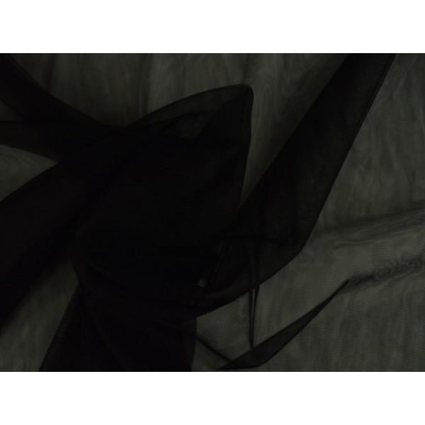 Bruidstule - Zwart