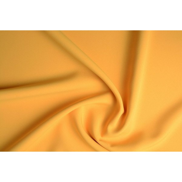 Texture  - Okergeel - 100% polyester
