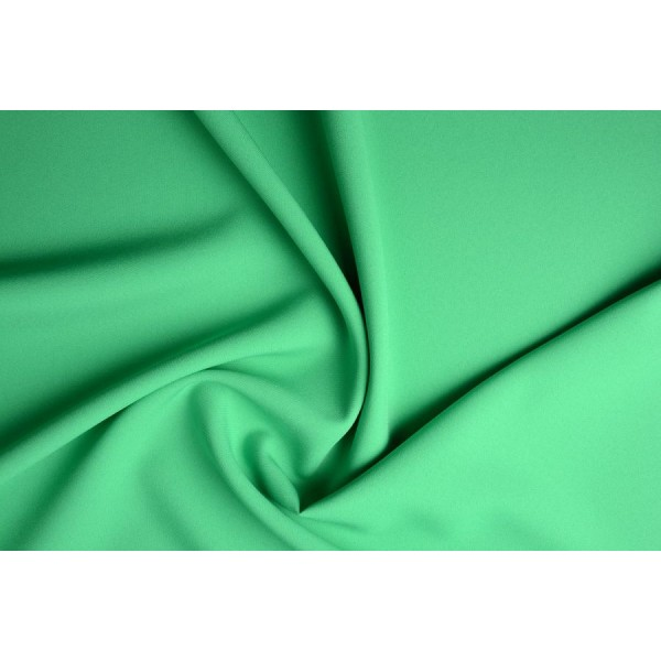 Outlet stoffen -Texture stof Limoengroen