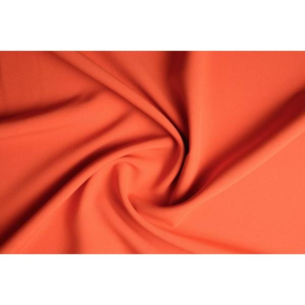 Texture  - Oranjerood - 100% polyester