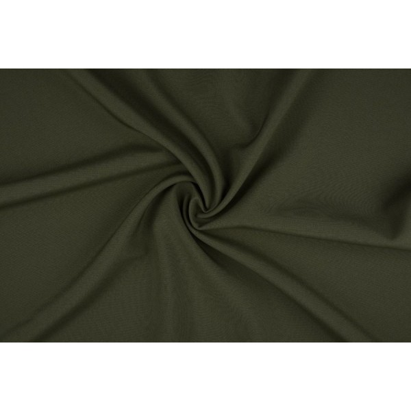 Texture  - Donker Olijfgroen - 100% polyester