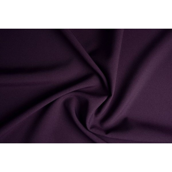 Texture  - Donkerpaars - 100% polyester