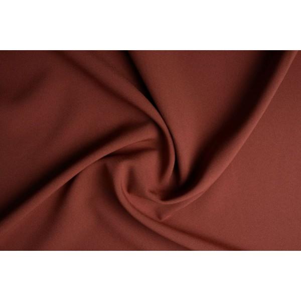 Texture  - Kastanjebruin - 100% polyester