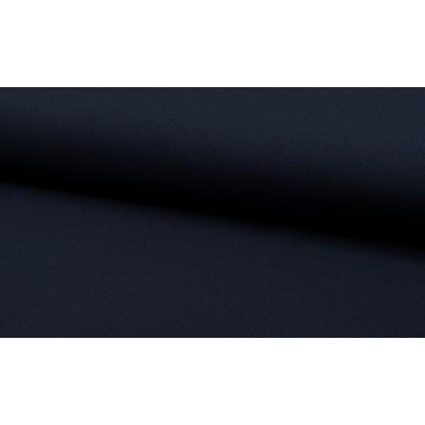 Outlet stoffen -Texture stof Marineblauw