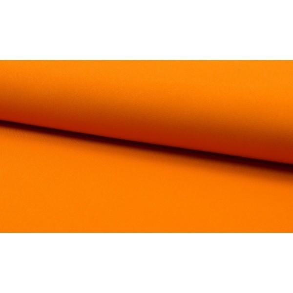 Outlet stoffen -Texture stof Oranje