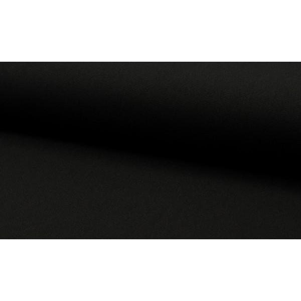 Outlet stoffen -Texture stof Zwart
