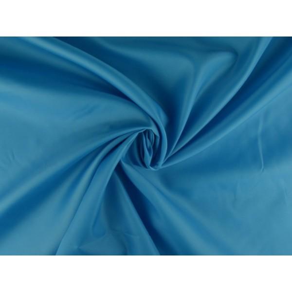 Voeringstof - Aqua blauw