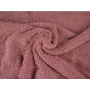 Badstof - Donker oud roze