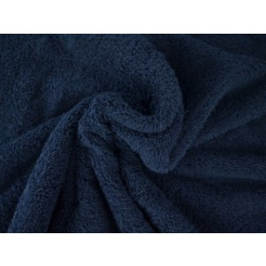 Badstof - Marineblauw