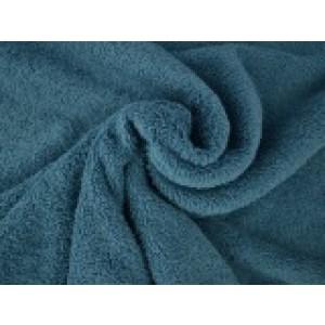 Badstof - Staalblauw
