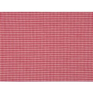 Boerenbont stof - Rood - 7 meter