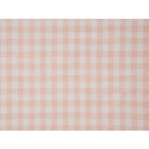 Boerenbont stof - Zalmroze - 9 meter