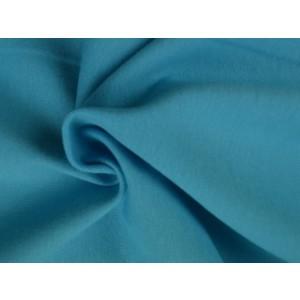 Boordstof - Aqua blauw