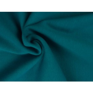 Boordstof - Donker turquoise