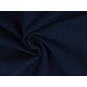 Boordstof - Marineblauw