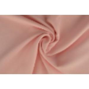 Brandvertragende texture stof baby roze - 300cm breed